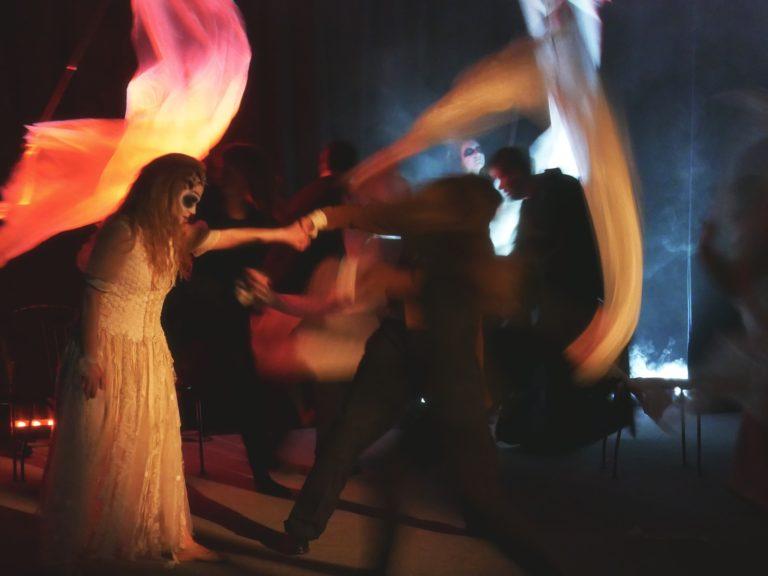 MDJ 2021 představení první, Divadlo Stodola Jiříkovice – Nemrtvá nevěsta